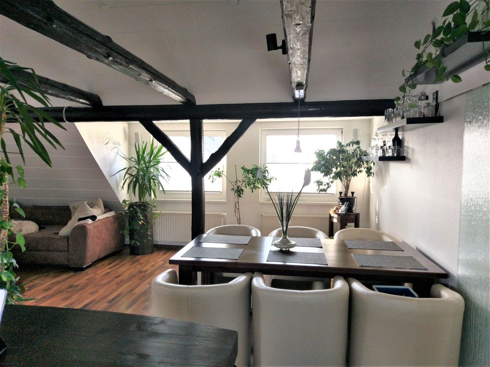 Wohnung, Hondelage, schick, offene Holzbalken